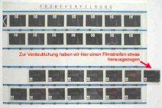 Mikrofilm-Jacket